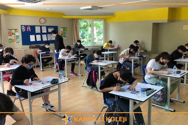 8. Sınıflar LGS Kamp Programı