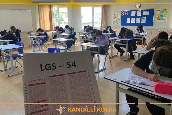 LGS Prova Denemesi