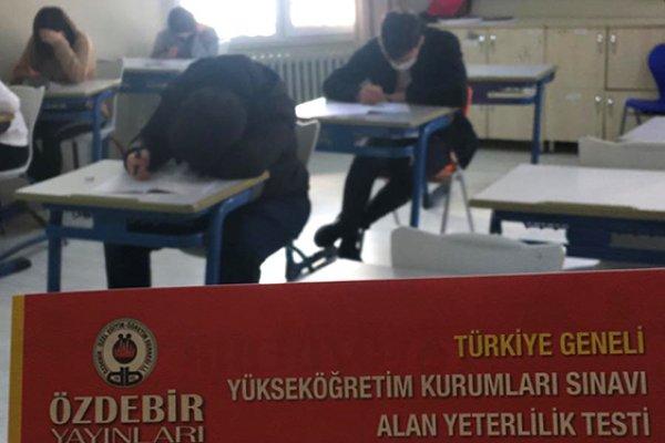 12. Sınıf Türkiye Geneli Özdebir Sınavı