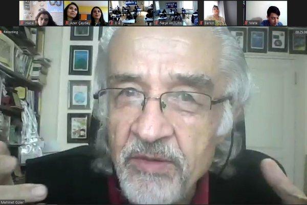 Yazar Mehmet Güler ile Online Söyleşi