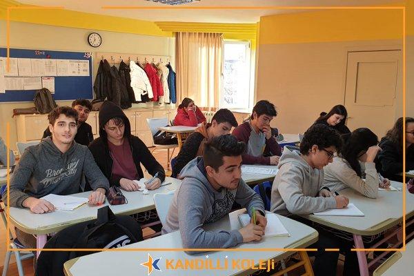 11 ve 12. Sınıf Sömestr Kamp Programı