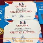 Kreative Autoren adlı Almanca Hikaye Yazma Yarışması