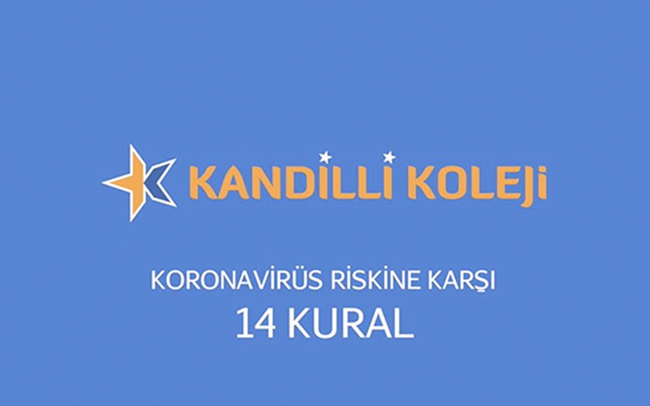 Sizi ve Türkiye'yi Koronavirüs riskinden koruyacak 14 Kural!